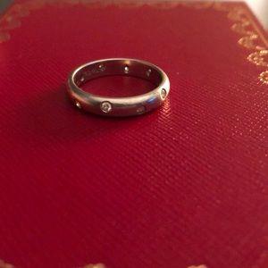 Tiffany Etoile ring original authentic